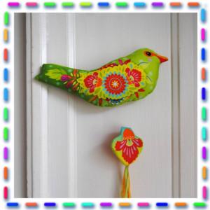 Kit couture L'oiseau  Mexicain
