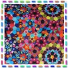 Coated fabric Kaleidoscope