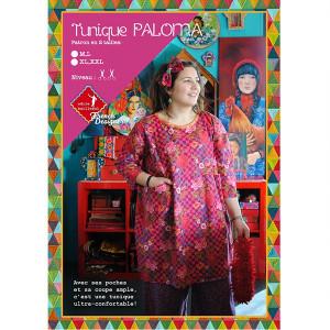 Patrons couture : Tunique PALOMA