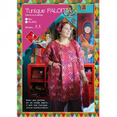 Sewing Pattern: PALOMA Tunics