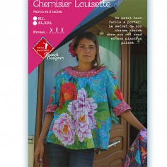 Sewing Pattern: LOUISETTE tunic