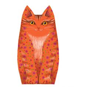 Sewing kit : Velvet kitten Lune