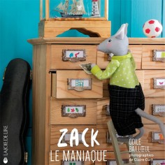 "Book ""Zack le maniaque"" (Picky Zack)"