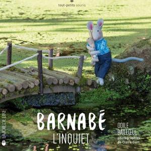 Livre Barnabé l'inquiet