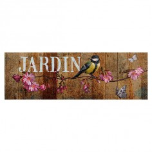 """Plaque de jardin """"Jardin"""""""