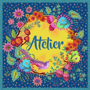 """Plaque """"Atelier"""""""