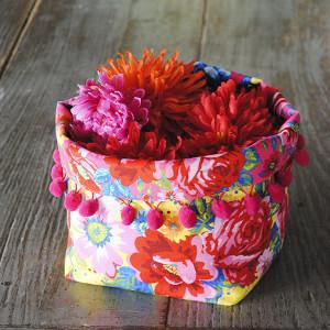 Sewing kit Large Fabric Basket