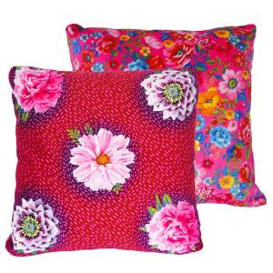 Cushion 50x50cm Saponaire