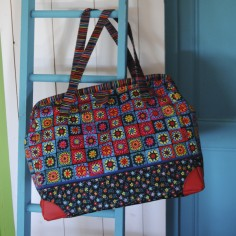 Sewing kit Large bag Granny