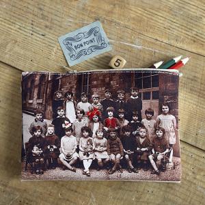 Kit trousse Souvenirs d'école Isabelle Schwartz