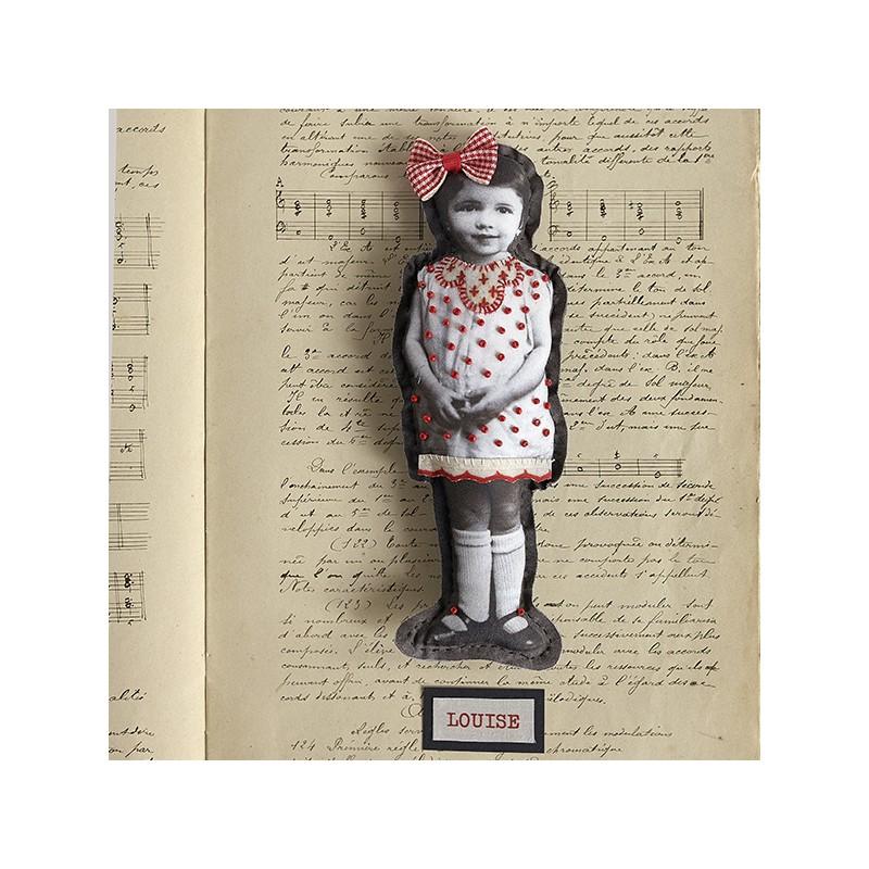Louise doll kit Isabelle Schwartz