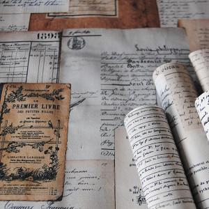 Velours Manuscrit Isabelle Schwartz