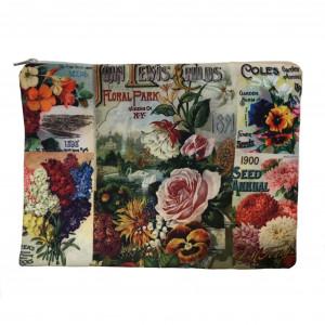 Trousse Fleurs Vintage