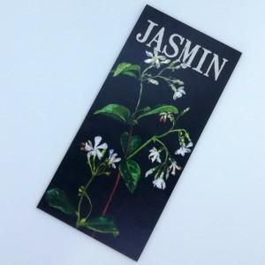 "Plaque ""Jasmin"""