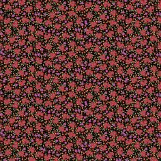 Cotton Fabric Delhi Black