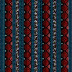Cotton Fabric Seville Black