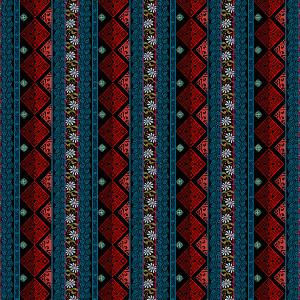 Coupon coton Seville Noir