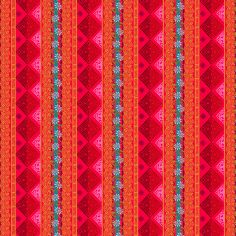 Cotton Fabric Seville Pink