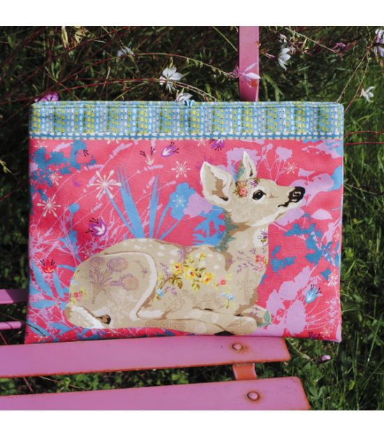 Kit Pochette tablette: LAND ART
