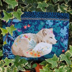 Sewing kit : Tablet case LAND ART Slate