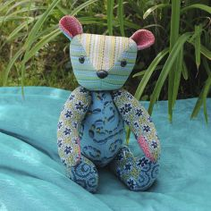 Sewing kit TINOUNOURS Land Art