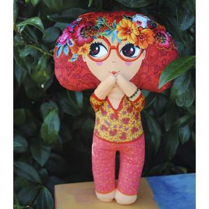 Sewing kit Flora TOUDOU