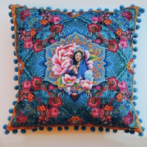 Coussin 45 x 45 cm Nirvana