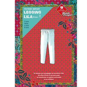 Sewing patterns child: LILA