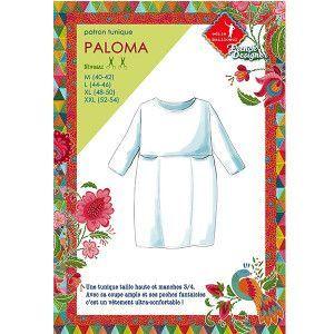 Sewing Pattern: PALOMA Tunics