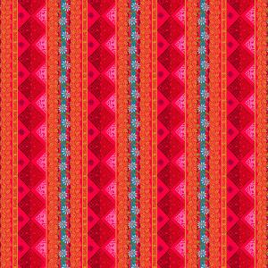 Velours Seville Orange-rouleau 5m