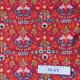Coton Bio Fermette rouge