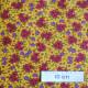 Coton enduit Delhi jaune