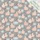 Coton Bio saute-mouton gris