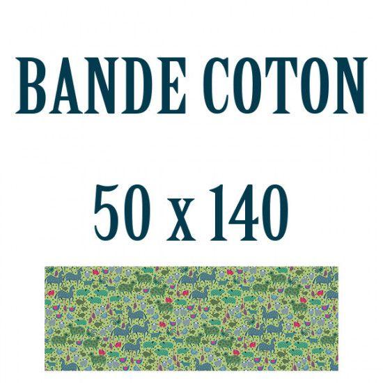 COUPON COTON 50 X140