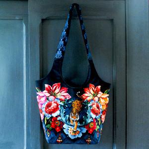 Sewing kit bag : Bengal