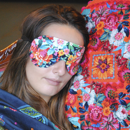 Sewing kit Dream mask Tropical