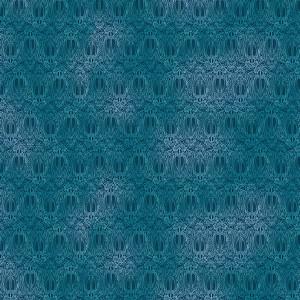 Coton Bio Olympia bleu