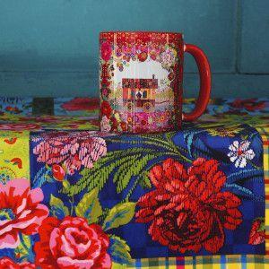 Gypsy caravan Mug