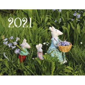 Souris-ville calendar 2021