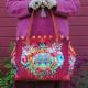 Sewing kit Large bag Circus