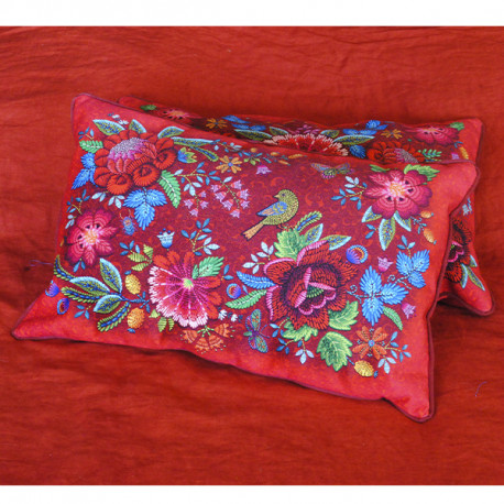 Fjord red Cushion