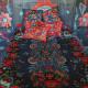 Plaid Baltique 182 x 150 cm