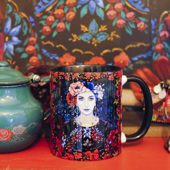 Mug Voyante