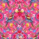 Soft Velvet queen's Jewels Pink