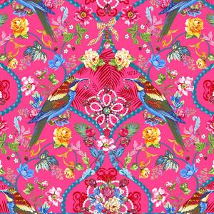 Velours Bijoux de la Reine Rose