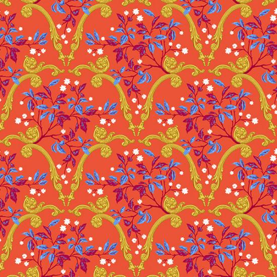 Cotton Palace Arcades - Orange