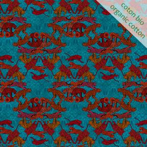 Coton Bio Mini Bengale Bicolore