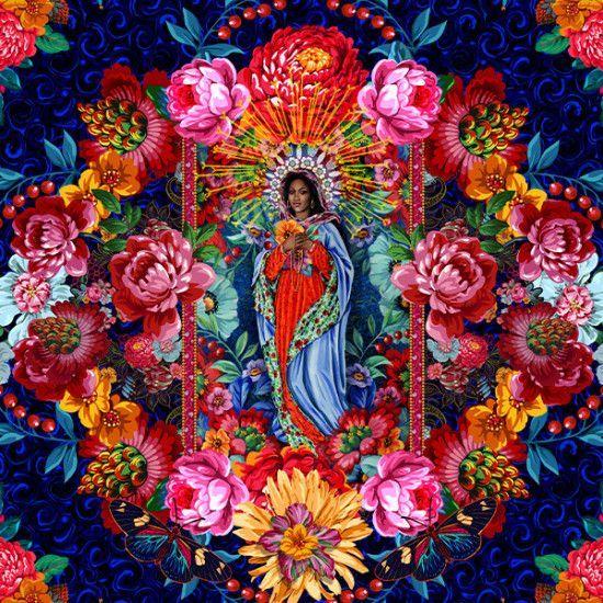 Velvet panel Black Sara