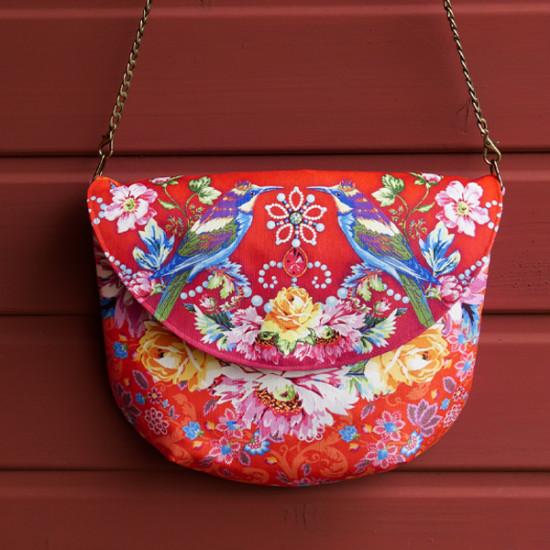 Sewing Kit Queen's Shoulder Bag Pink