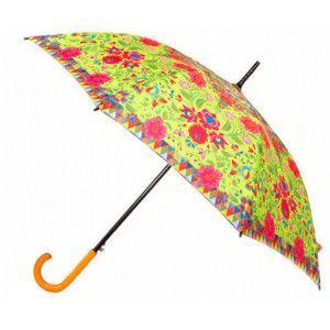 Parapluie Broderies Folk